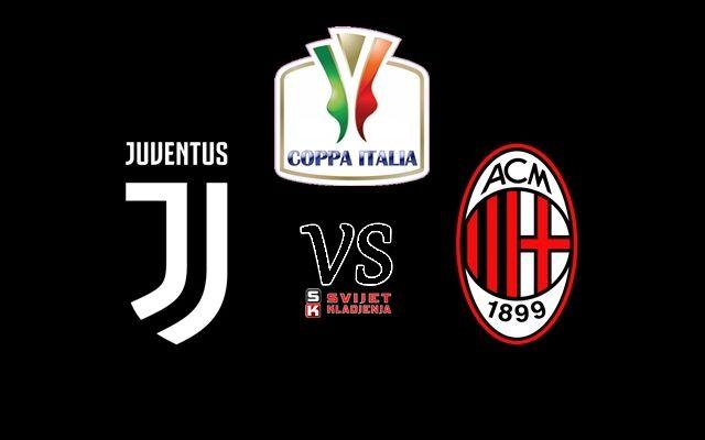 Juventus v AC Milan: Analiza i prijedlog za klađenje