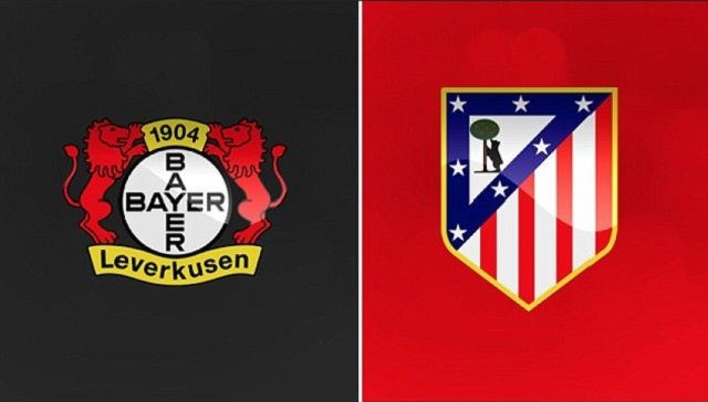 Bayer Leverkusen v Atletico Madrid HD