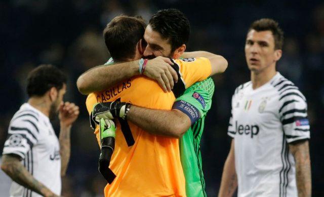 Casillas poslao poruku Buffonu