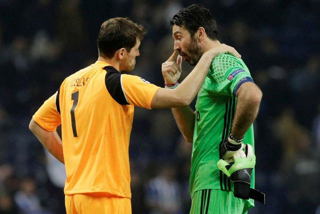 Iker Casillas otkrio šta mu je Gianluigi Buffon rekao nakon utakmice