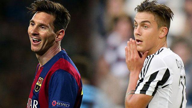 Lionel Messi otkrio šta misli o dolasku Paula Dybale u Barcelonu