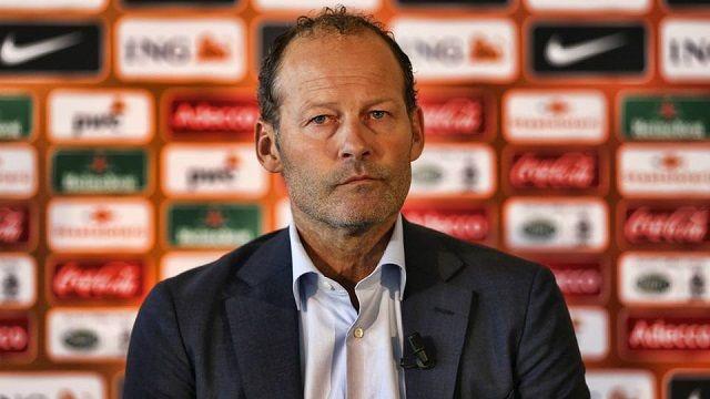 Nizozemska otpustila Danny Blinda nakon poraza od Bugarske