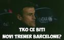 trener Barcelone