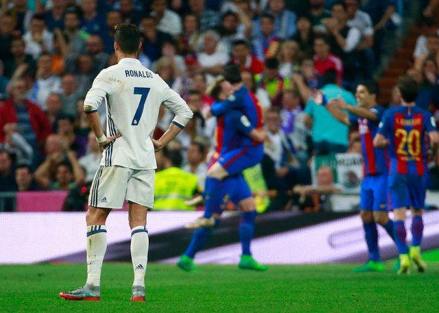 VIDEO: Pogledajte reakcije Cristiana Ronalda na Messijeve sinoćnje golove