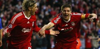 Torres imenovao Gerrarda najboljim igračem sa kojim je igrao