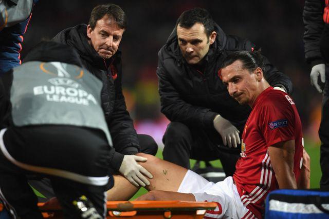 Kurt Zouma poslao prelijepu poruku podrške povrijeđenom Zlatanu Ibrahimoviću