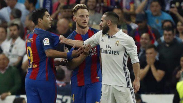 VIDEO: Što je Carvajal rekao Luisu Suarezu?