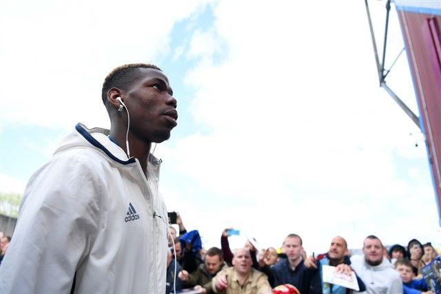 Paul Pogba propušta derbi protiv Cityja