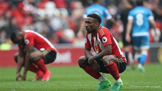 Sunderland na korak od ispadanja iz Premiershipa nakon poraza od Bournemoutha