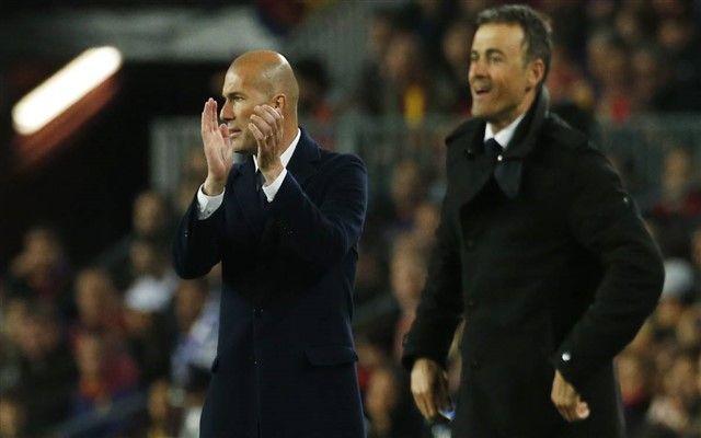 Zidane i Luis Enrique iznijeli očekivanja pred El Clasico