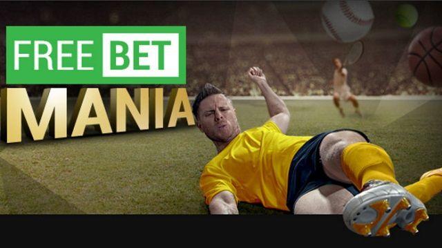 Freebet Mania - Uzmi do 50€ svaki dan