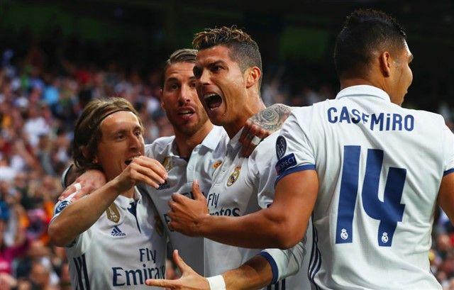 Igrači Reala u provodu pred finale Lige prvaka!