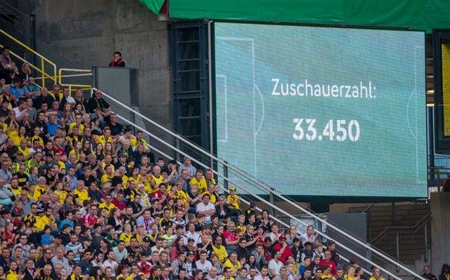 Skoro 35 tisuća navijača gledalo meč omladinaca u Njemačkoj