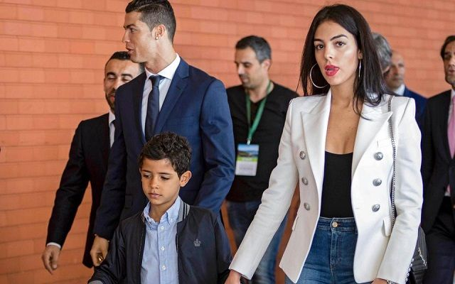Cristiano Ronaldo ponovo