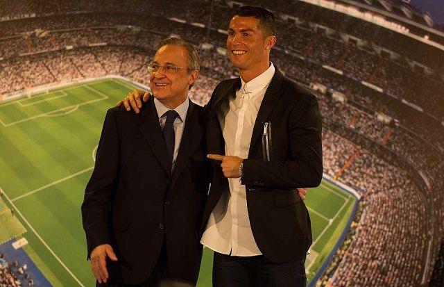 Florentino Perez napokon rekao istinu o budućnosti Cristiana Ronalda u Real Madridu
