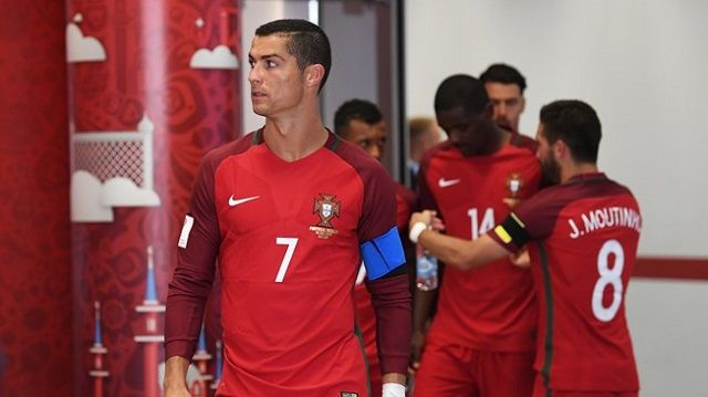 Rusija v Portugal: Kup konfederacija