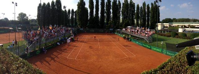 Legendarni nogometaš će nastupiti na profesionalnom teniskom turniru!