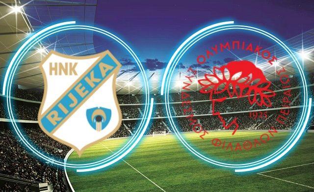 Rijeka v Olympiakos: Može li Rijeka preokrenuti stvari u svoje ruke i proći u grupnu fazu Lige prvaka?
