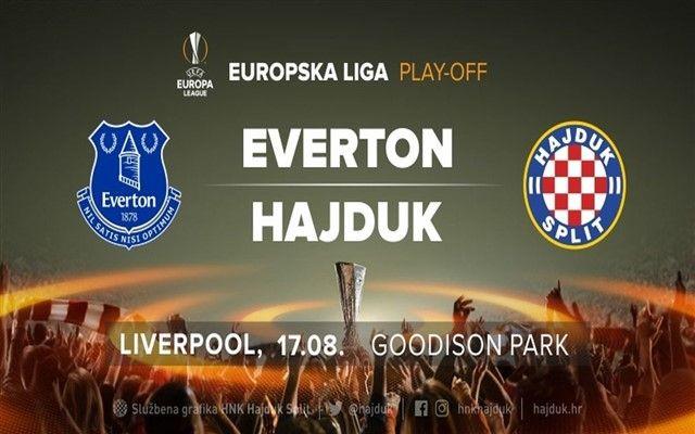Liga Europe play-off: Everton - Hajduk, analiza i prijedlog za klađenje