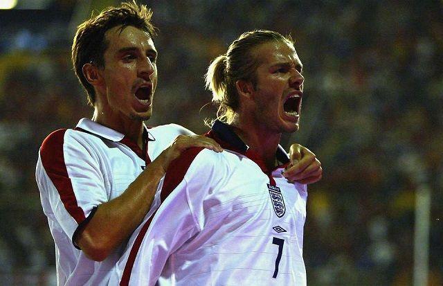 Gary Neville objasnio zašto mu je laknulo kada je Beckham napustio Manchester United
