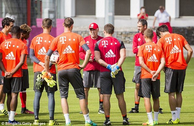 Legendarni trener: Za njega bi bilo bolje da napusti Bayern
