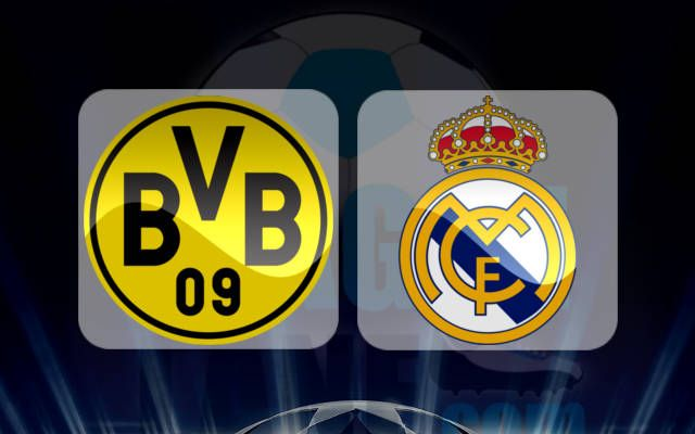 Dortmund - Real Madrid