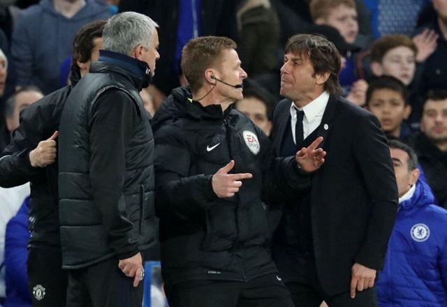 Evo kako je Antonio Conte reagovao na provokaciju Josea Mourinha