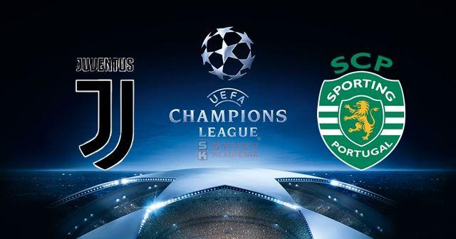Juventus - Sporting Lisabon