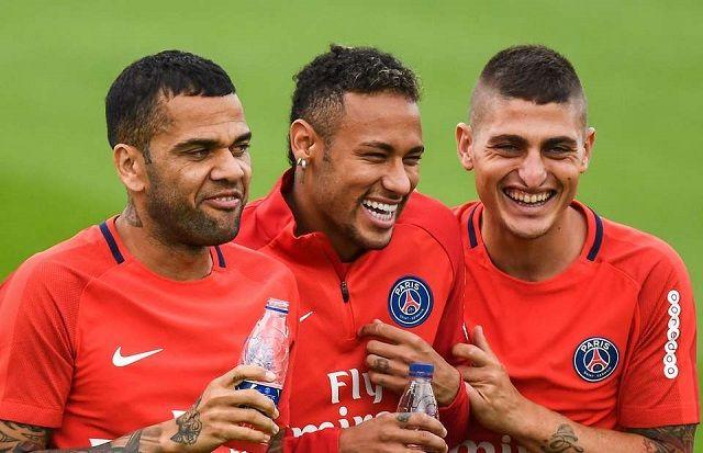 Marco Verratti otkrio zašto su se on i Neymar odlučili za PSG, a ne za Barcelonu