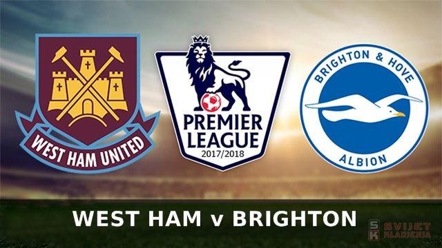 West Ham - Brighton: Analiza i prijedlog za klađenje
