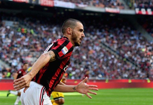 Leonardo Bonucci neće igrati protiv Juventusa