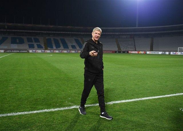 Evo što Wenger misli o atmosferi na beogradskoj Marakani