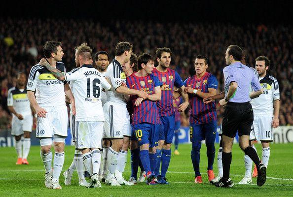 Zanimljivosti osmine finala Lige prvaka