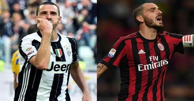 Bonucci odgovorio na pitanje zašto je prešao u Milan
