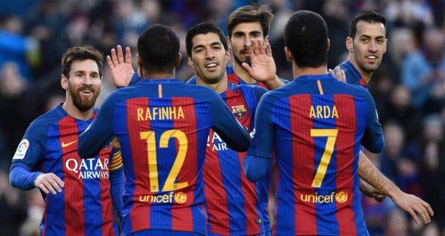 Želimo igrača Barcelone