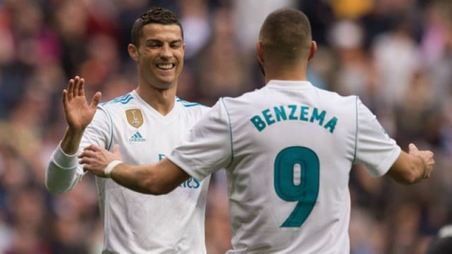 Evo kako su suigrači reagirali na Ronaldov potez da prepusti penal Benzemi