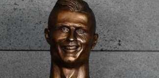 Ronaldove urnebesne statue