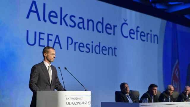 Revolucija u UEFA-i