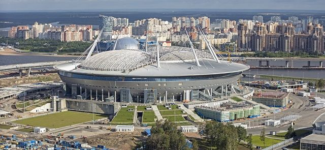 Stadion Saint Petersburg