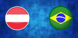 Austrija - Brazil
