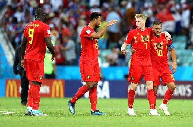 Tri zvijezde Belgije povrijeđene