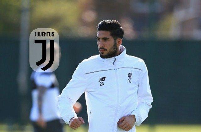 Emre Can potpisao za Juventus
