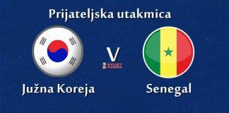 Južna Koreja - Senegal
