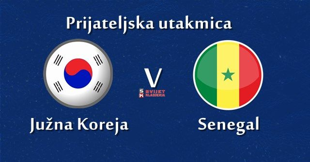 Južna Koreja - Senegal