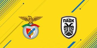 Benfica - PAOK