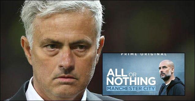Jose Mourinho ismijavan