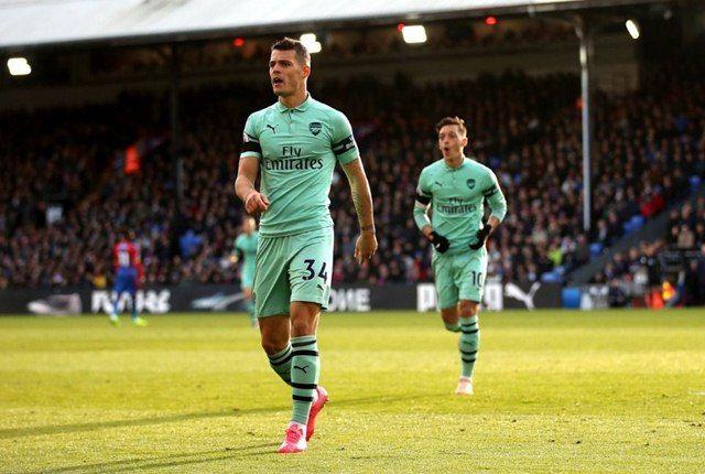 Arsenal ne želi prodati Granita Xhaku