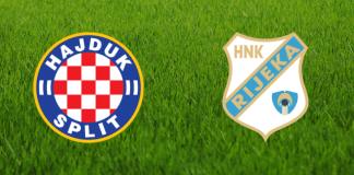 Hajduk - Rijeka