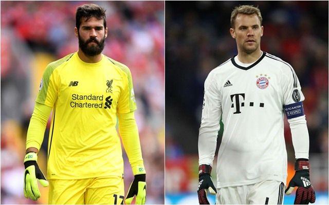 Kahn smatra da je Alisson bolji od Neuera