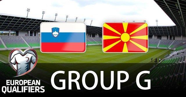 Slovenija - Makedonija